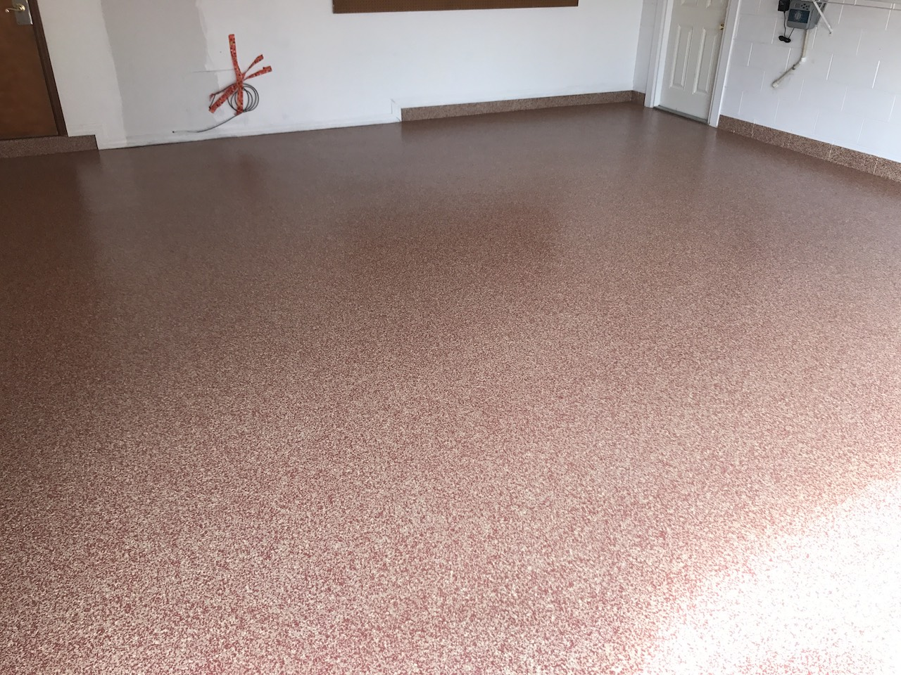 coatings full paint square flooring house floors foot size after coating ratings cost large texas of armorclad garage contractors dallas per awful epoxy floor makeover garageloor inspirations picture white