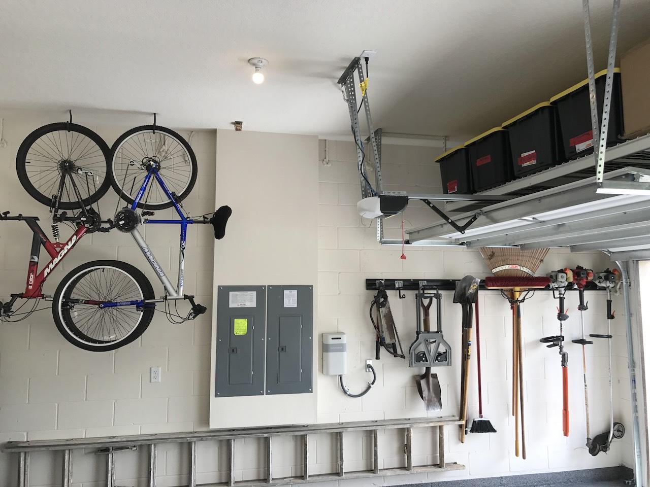 Bikes, Tools, Ladders